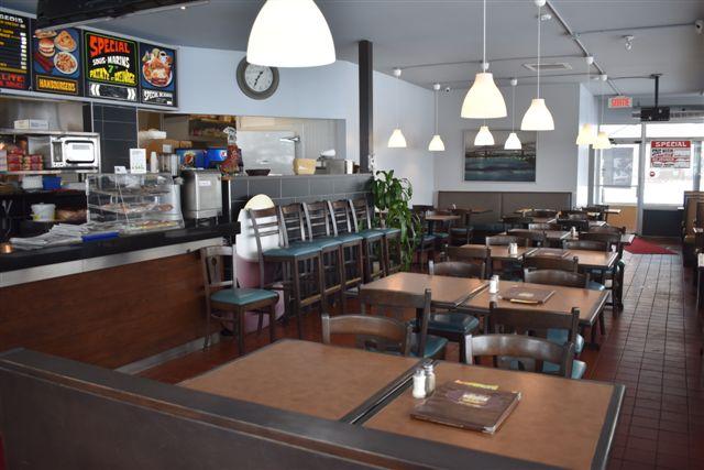 Restaurant Vincent Sous-marin en 1976